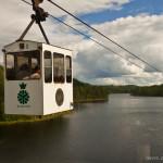 Laponia Sueca (I): un viaje en el teleférico más largo del mundo