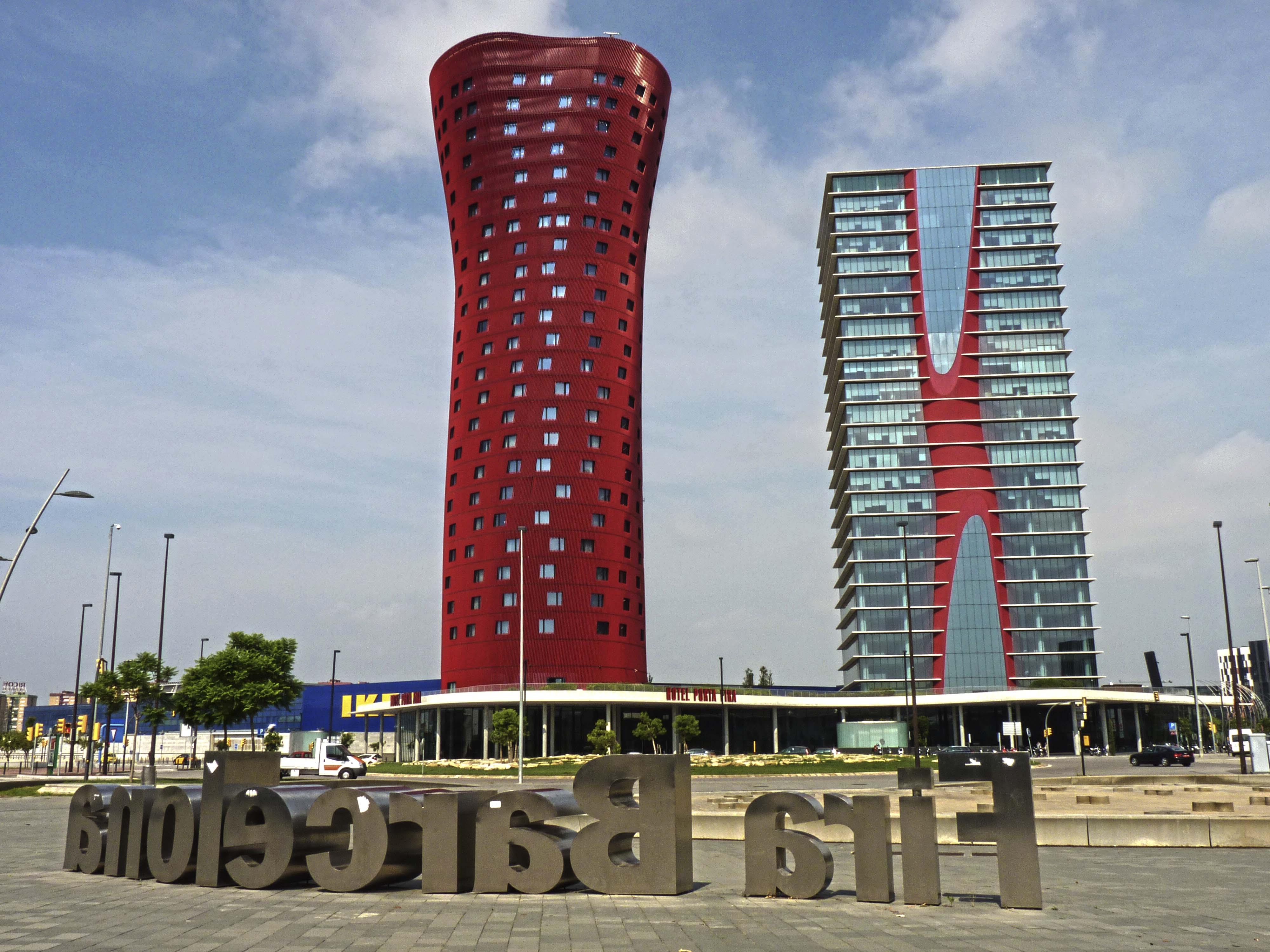 Mi skyline particular de Barcelona