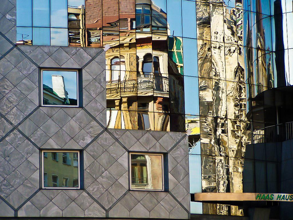 Haas Haus, postmodernismo en la Viena clásica