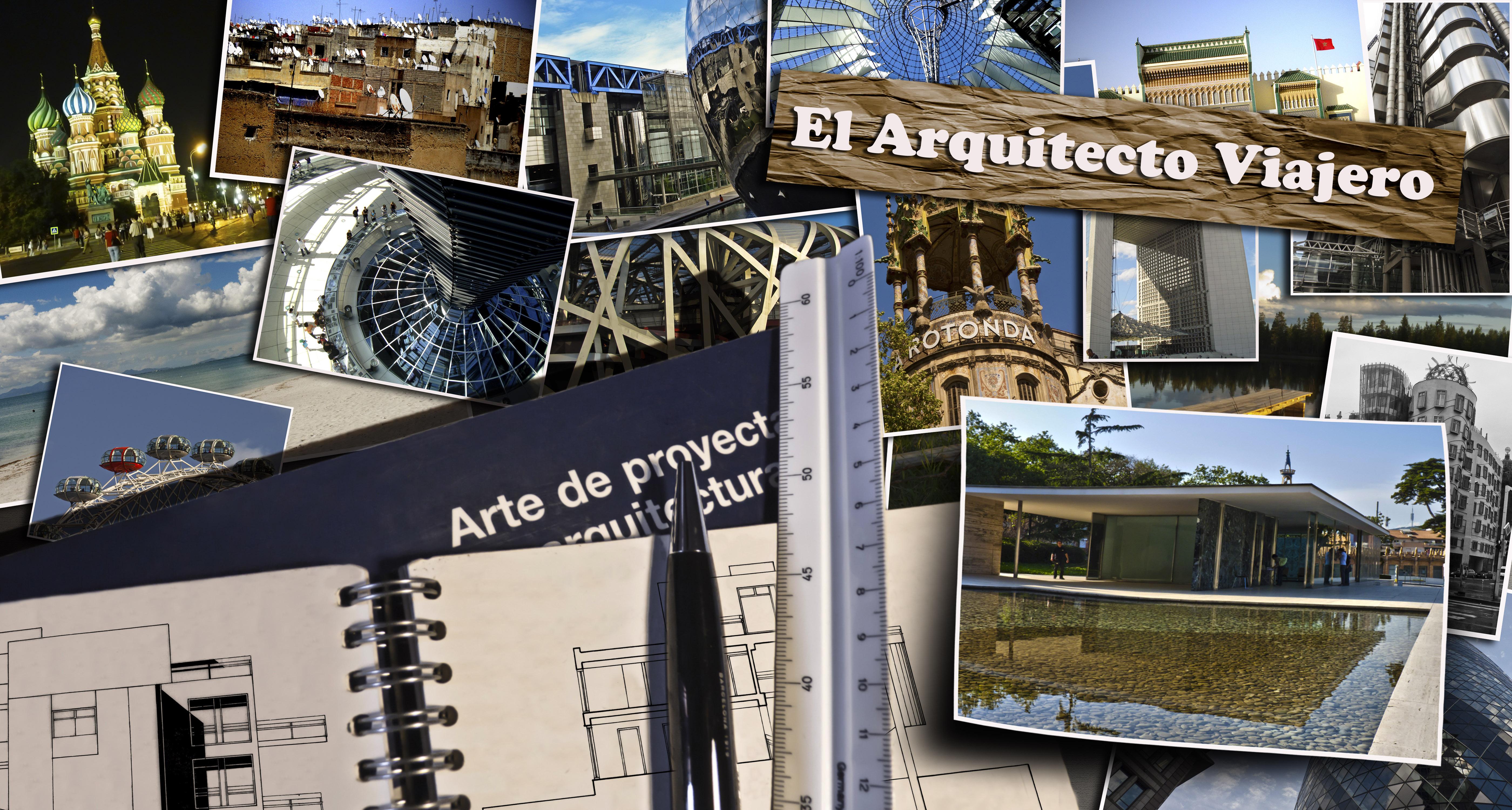 ¡El Arquitecto Viajero cumple un año!