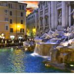 La Fontana di Trevi – La fuente más famosa de Roma