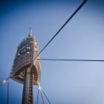 Torre del Collserola, el guardián de Barcelona