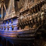 El Buque Vasa de Estocolmo y cómo fue recuperado