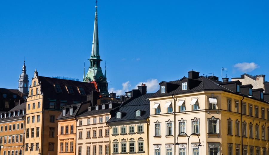 Gamla Stan, la esencia y el color de Estocolmo