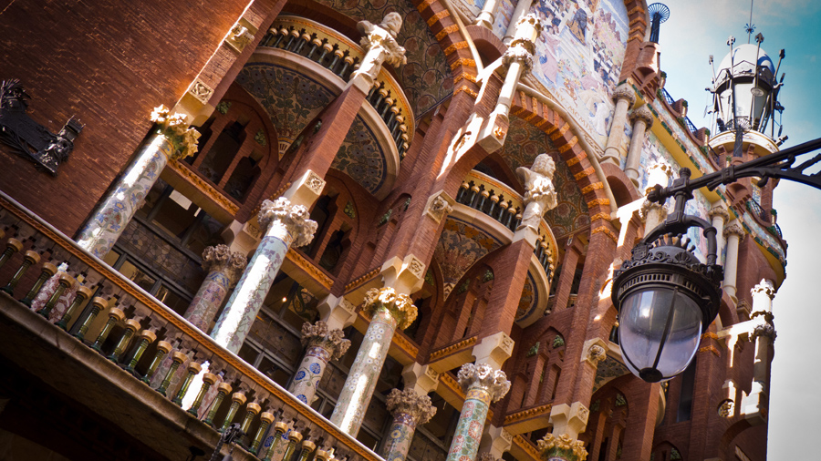 Via Laietana, para conocer los tesoros de Barcelona