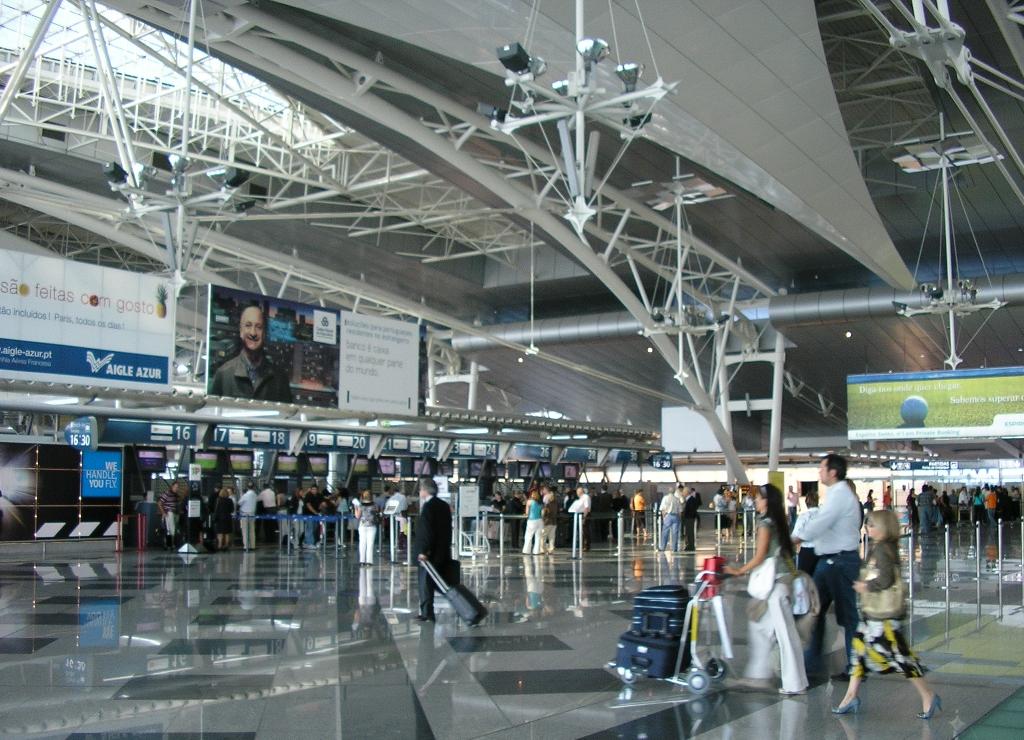 Aeropuerto Oporto