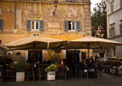 Trastevere, un barrio donde los romanos son turistas