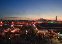 Jemaa el Fna en Marrakech: la arquitectura de lo efímero