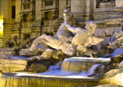 La Fontana di Trevi será objeto de una innovadora restauración
