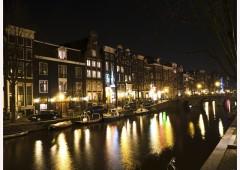 Todo sobre las casas de los canales de Amsterdam