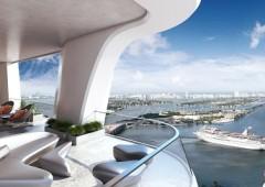 """Miami, nuevo refugio de los """"Starchitects"""""""