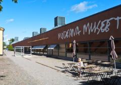 Moderna Museet, un anecdótico museo en Estocolmo