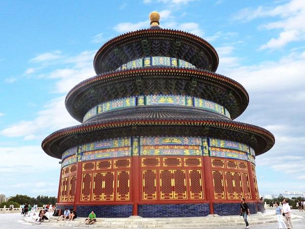 Templo del Cielo, Pekín