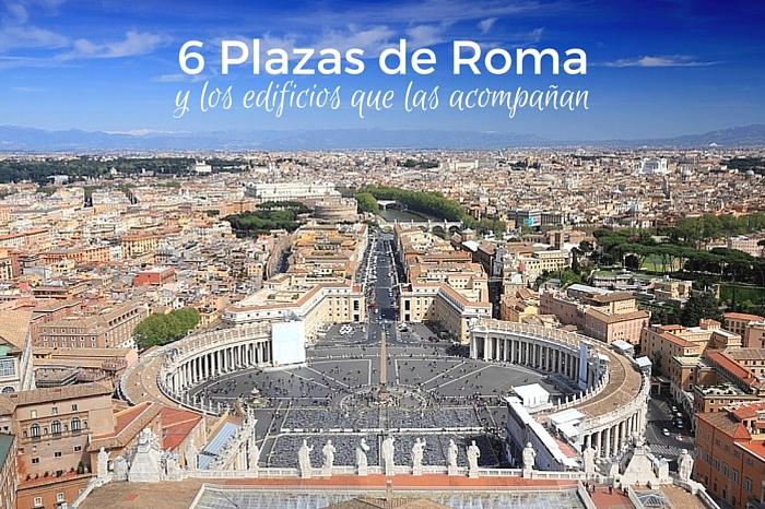 6 Plazas de Roma