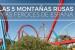 Las cinco montañas rusas más feroces de España