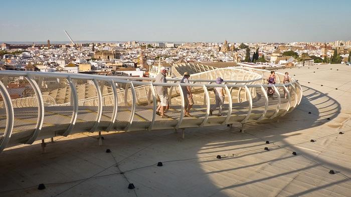 Setas de la Encarnación Sevilla